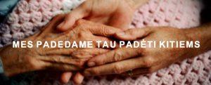L-WORK & EPS padeda tau padėti senyvo amžiaus žmonėms