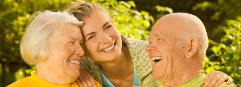 NAUČ SA ŽIŤ SO STARÝMI ĽUĎMI