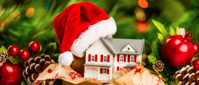 Vianocna vyzdoba a darceky
